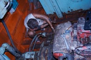 Ken - Liberty Engine Room