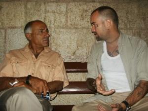 Ken O'Keefe & Mordechai Vanunu