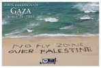 NO FLY ZONE OVER PALESTINE